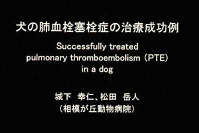 肺 血栓 塞栓 症